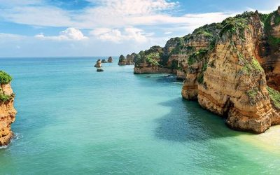 Best Cycling Tour in the Algarve – Self  Guided Tour