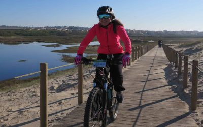 Cycling The Portuguese Coastal Way to Santiago – Guided Tour