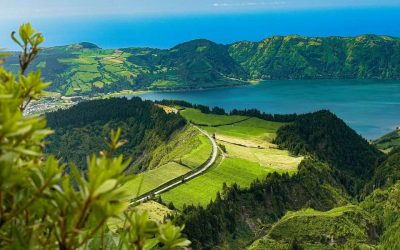 THE BEAUTY OF AZORES