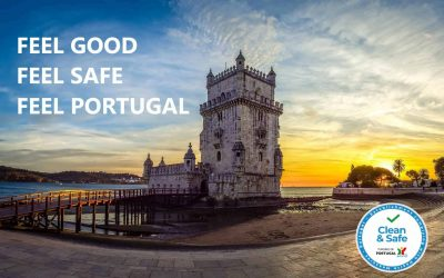 Travel to Portugal with protection from COVID-19